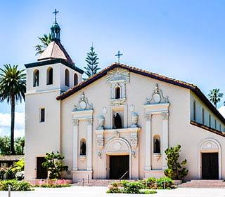 Santa Clara University in California